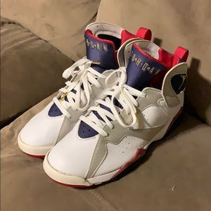 Jordan Olympic VII 7